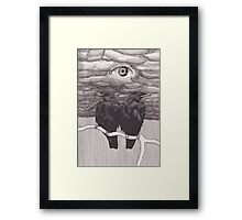 Wisdom Seeker Framed Print