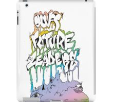 Our Future Leaders Rainbow Eyes iPad Case/Skin