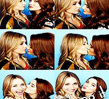 Faking It || Karmy by linked-pinkies