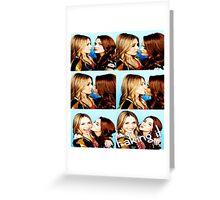 Faking It || Karmy Greeting Card