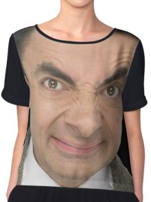 Bean there, done that Women's Chiffon Top