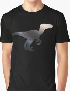 Velociraptor Graphic T-Shirt