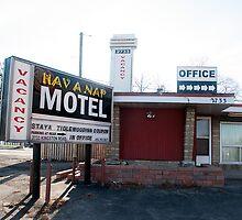 Hav A Nap Motel by Gary Chapple