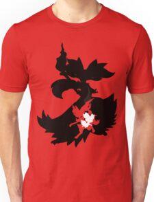Fennekin - Braixen - Delphox ( Evolution Line ) Unisex T-Shirt