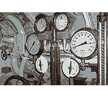 Gauges Photographic Print