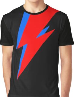 RIP BOWIE BOLT Graphic T-Shirt