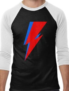 RIP BOWIE BOLT Men's Baseball ¾ T-Shirt