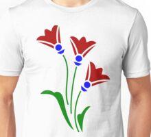 Tulip; Tulpe Unisex T-Shirt