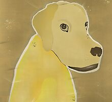 the yellow lab by bri-b