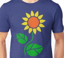 Sunflower; Sonnenblume Unisex T-Shirt