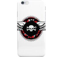 Flying Skull Logo iPhone Case/Skin