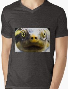 Turtle 1 Mens V-Neck T-Shirt