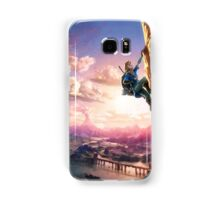 Zelda Breath of the Wild key Artwork (Works on every Item!) Samsung Galaxy Case/Skin