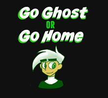 Go Ghost or Go Home - Danny Phantom - RayRay The Artist Classic T-Shirt