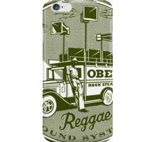 Reggae Sound System iPhone Case/Skin