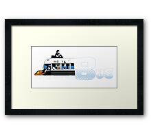 The Magic CatBus 2 Framed Print