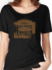Victor's Black Powder Emporium Women's Relaxed Fit T-Shirt
