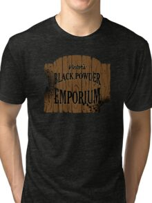 Victor's Black Powder Emporium Tri-blend T-Shirt