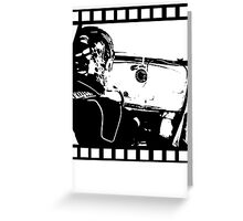 Inside the Hot Rod Greeting Card