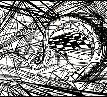 Vortex Serpent by JaneruAcrux