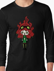 Spicy Horror by Lolita Tequila Long Sleeve T-Shirt