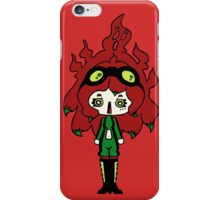 Spicy Horror by Lolita Tequila iPhone Case/Skin