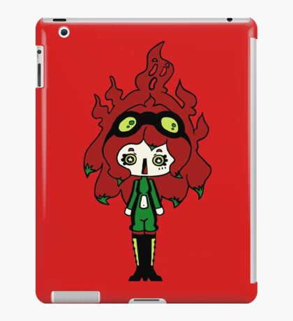 Spicy Horror by Lolita Tequila iPad Case/Skin