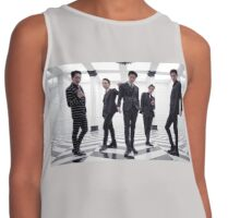 SHINee Group Number Contrast Tank