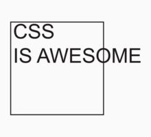 CSS IS AWESOME  by pluggedin