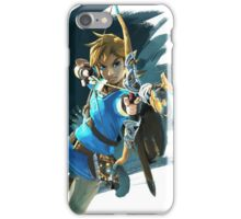 Zelda Breath of the Wild Archer Link iPhone Case/Skin