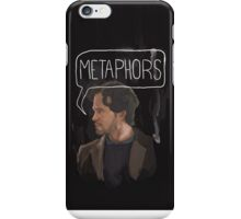 Metaphors iPhone Case/Skin