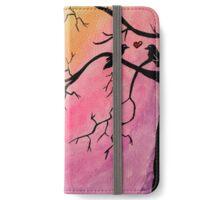 Love Birds iPhone Wallet/Case/Skin