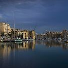 Isla and Birgu ---- Colourful Malta by Edwin  Catania