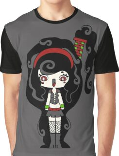 Smoky Happy by Lolita Tequila Graphic T-Shirt