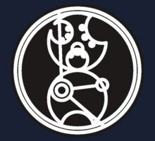 Time Lord - Circular Gallifreyan by BagChemistry