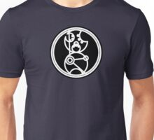 Time Lord - Circular Gallifreyan Unisex T-Shirt