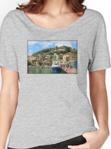 Le West Indies Mall in St. Martin  Women's Relaxed Fit T-Shirt