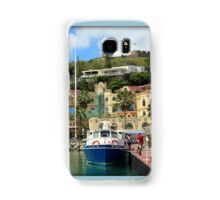 Le West Indies Mall in St. Martin  Samsung Galaxy Case/Skin