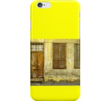 The front of the past.  iPhone Case/Skin
