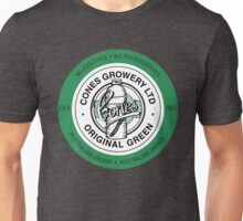 Cones Orginal Green Unisex T-Shirt