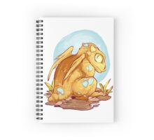 Baby Dragon Spiral Notebook