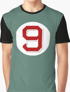 #9 Retired Graphic T-Shirt