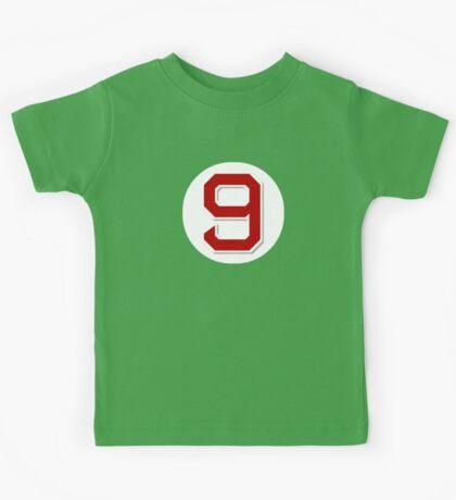 #9 Retired Kids Tee