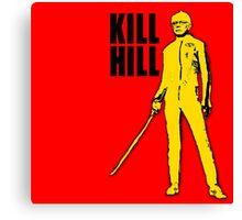 Kill Hill Canvas Print