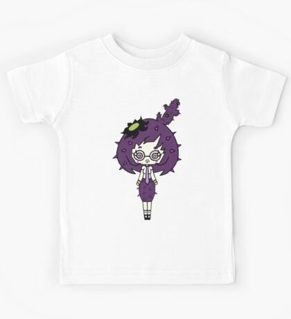 Lilac Cacto by Lolita Tequila  Kids Tee
