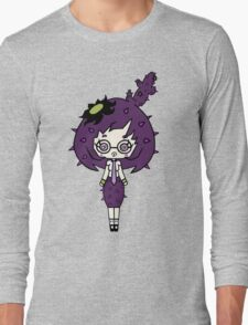 Lilac Cacto by Lolita Tequila  Long Sleeve T-Shirt