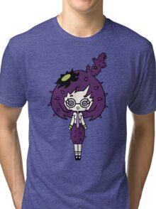 Lilac Cacto by Lolita Tequila  Tri-blend T-Shirt