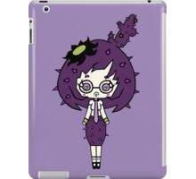 Lilac Cacto by Lolita Tequila  iPad Case/Skin