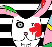 Silly Rabbit Sticker