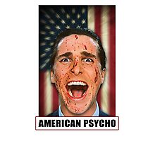American Psycho Photographic Print